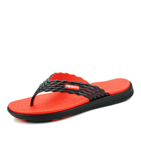 Aleader New 2017 Summer Men's Flip Flops High-quality Soft  Massage Beach Slippers Fashion Men Sandals Casual Sapatos masculino - Raja Indonesia