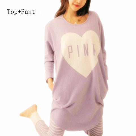 2017 Women Pajama Sets Summer Spring Sleepwear Womens Long Sleeve Cute Pajamas Girls Kawaii Night Homewear Nightgown Plus Size - Raja Indonesia