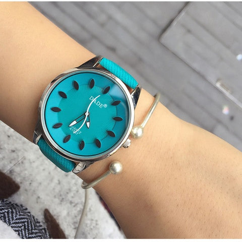 DADE Wrist Watch Women Watches 2017 Famous Brand Female Clock Quartz Watch Ladies Quartz-watch Montre Femme Relogio Feminino - Raja Indonesia