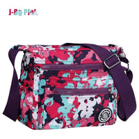 2016 New Waterproof Nylon women messenger bags Original Style Casual Clutch Carteira Female Travel  Shoulder Bags - Raja Indonesia
