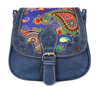 2017 Vintage Women Bag Lady PU Leather Cross Body Messenger Shoulder Bags Handbags Women Famous Brands Sac a main Bolsa Feminina - Raja Indonesia