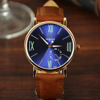 2017 Quartz Watch Men Watches Top Brand Luxury Famous Wristwatch Male Clock Wrist Watch Fashion Quartz-watch Relogio Masculino - Raja Indonesia