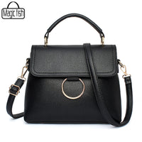 2017 Fashion Women Handbag Famous Brand Women Bag Good Quality Female Shoulder Bag Tote Women Messenger Bag Design Bolsa C2169 - Raja Indonesia