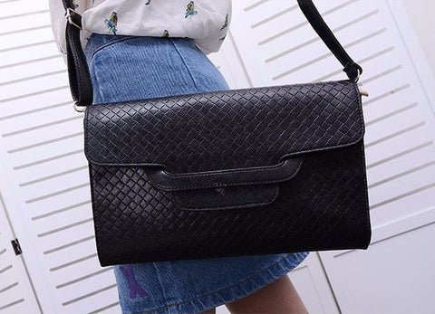 2016 fashion cikou designer clutch famous brand women pu leather high quality minaudiere girl crossbody bag shoulder candy bags - Raja Indonesia