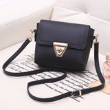 2016 new women messenger bags fashion women shoulder bags crossbody bag small women handbag leather bag clutch AWM50 - Raja Indonesia