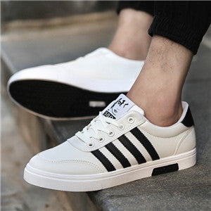 2017 KALIWEI In The Spring Men's Canvas Shoes Casual Men Shoes Trend Of Korean Teenagers' Canvas Shoes Man - Raja Indonesia