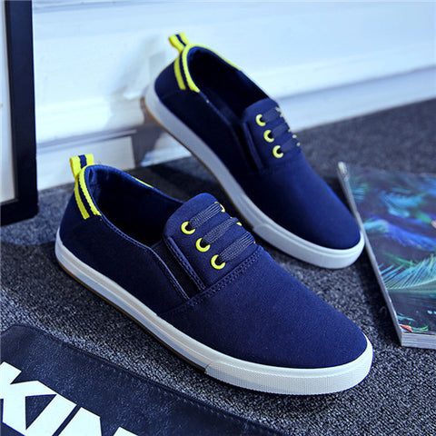 men canvas shoes espadrilles 2017 casual sapatas dos homens chaussures zapatos luxury heren schoenen mens breathable shoe - Raja Indonesia