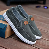 2017 New Spring And Autumn Men Canvas Breathable Casual Shoes Fashion Trends Korean Version Man Walking Shoes Zapatillas Blue - Raja Indonesia