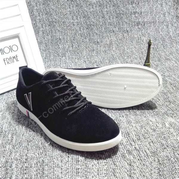 2017 fashion Men black skater canvas Casual Shoes mens flat sneakers loafers Footwear Male social shoe espadrilles - Raja Indonesia