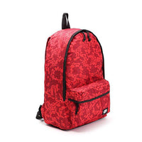 2016 HOT 20-35L  Huge Capacity School Bags for Girls Women Backpack Canvas Backpack Red Schoolbag Printing Backpack - Raja Indonesia