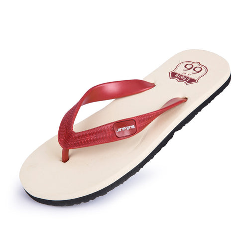 Summer Flip Flops Men's Sandals 2017 Casual Beach Slippers For Men Shoes Fashion Flatform Sandals Sapatos masculino