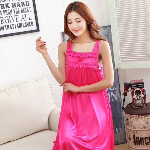 Woman summer 2015 fashion casual sexy lace dress, ice silk suspenders  have five colors, free home delivery