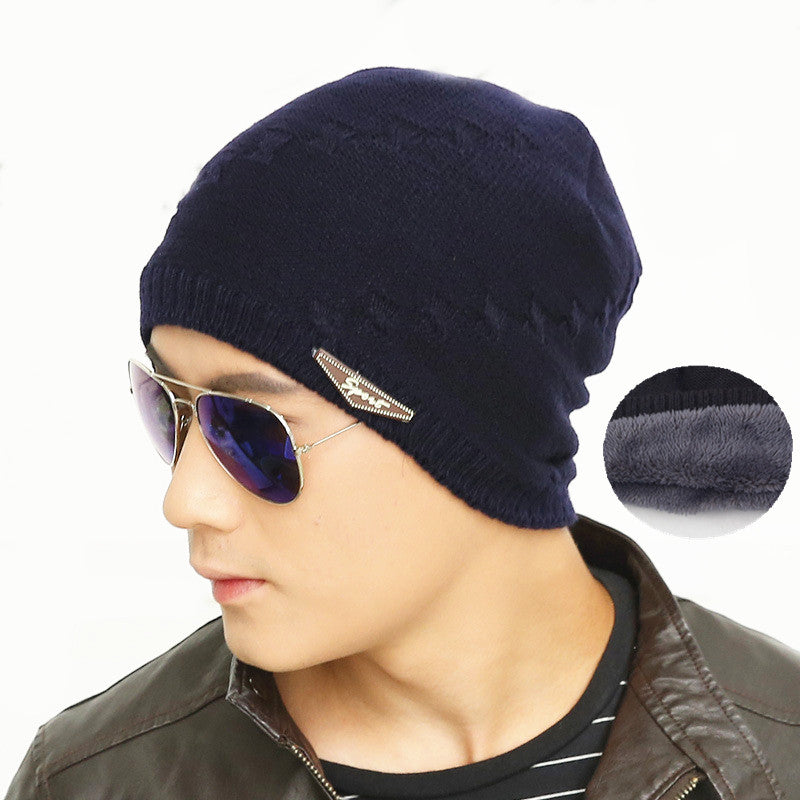 9d075ad6972 Adofeeno New Winter Hats For Men Beanie Hat with Velvet Warm Outdoor H –  Raja Indonesia