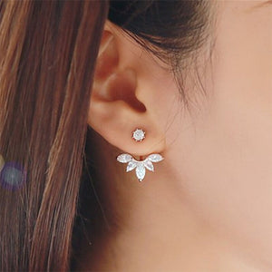 Anting Pendientes de cristal Moda - Raja Indonesia