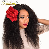 7A Unprocessed Brazilian Curly Virgin Hair 3 Bundles Brazilian Virgin Hair Curly Nadula Products Brazilian Human Hair Extentions - Raja Indonesia