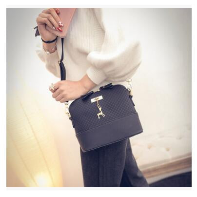2ff296d71e35f Ganador hot sale fashion women messenger bags ladies leather handbag women  shell handbags shopping bags shoulder