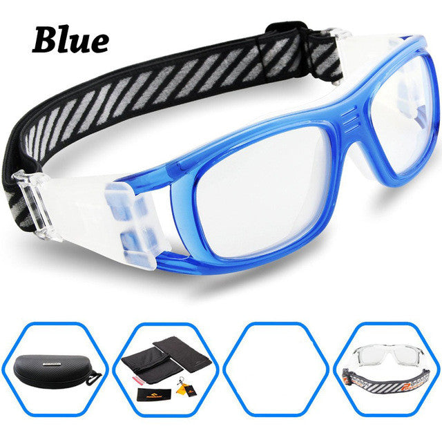 00db50239f06 ... 2016 Protective Men s Sports Goggles Eyewear Glasses for Adult  Basketball Football Soccer Hockey Rugby Tag Dribble ...