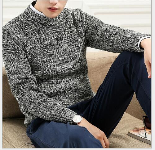 Kersttrui Man Xxl.Korean Designs Mens Wool Sweaters Harmont Blaine Men S Pullover Male