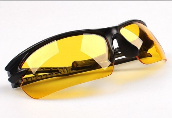 f444eed9ae ... MISM New Night Driving Glasses Anti Glare Vision Driver Safety  Sunglasses High Quality Lens Classic UV400 ...
