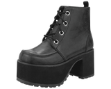 A8663L - DISTRESSED NOSEBLEED ANKLE BOOT