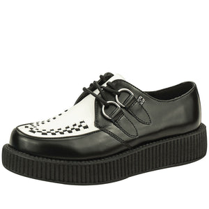 V6807 TUXEDO LOW SOLE CREEPERS