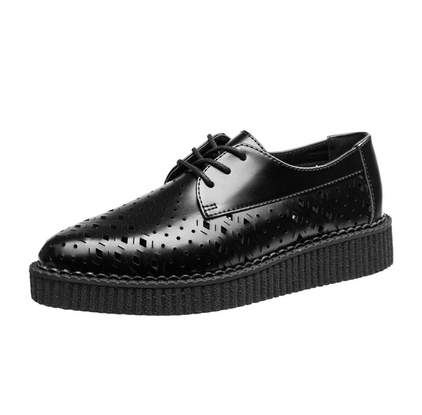 A9083 - MULTI PUNCHOUT POINTED TOE CREEPER