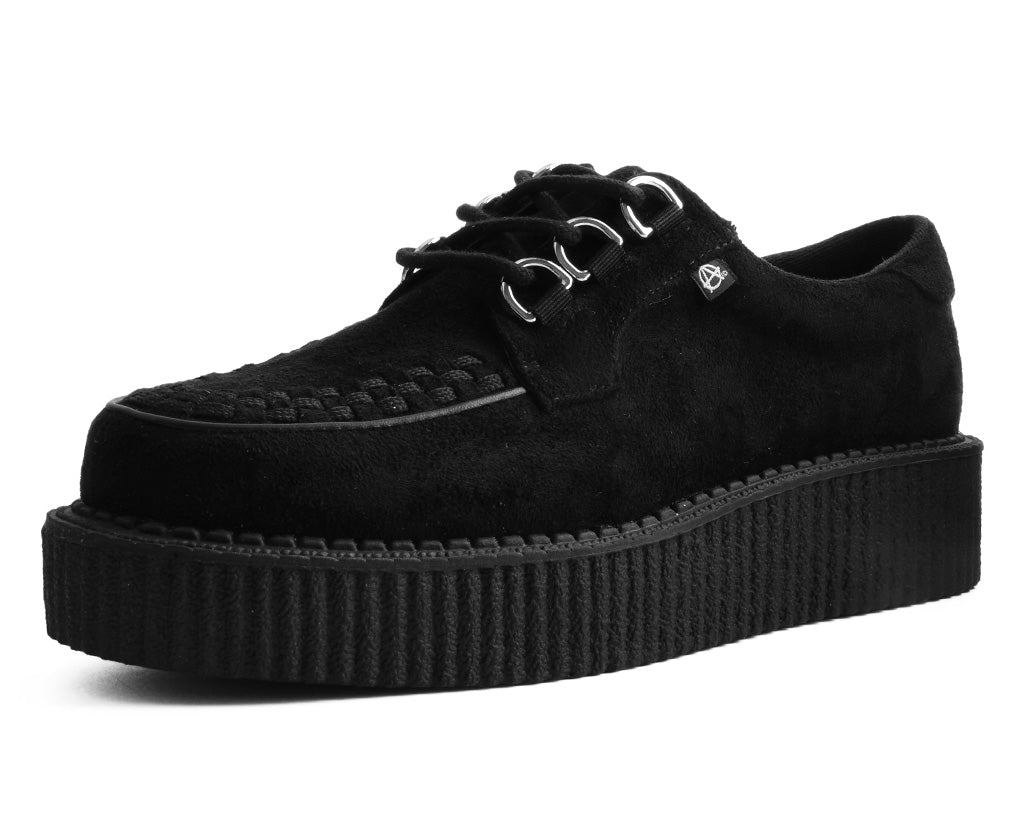 T2262 - ANARCHIC BLK MICRO CREEPER