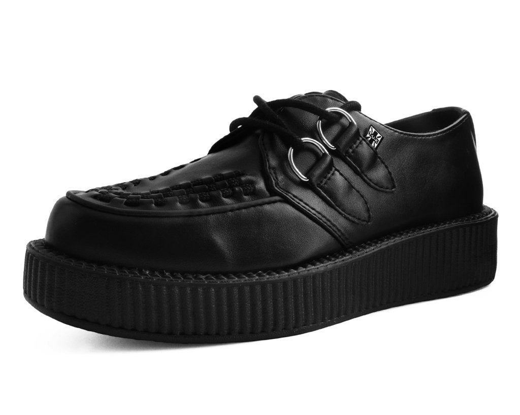 V9321 - Black TUKskin™ Viva Low Creeper