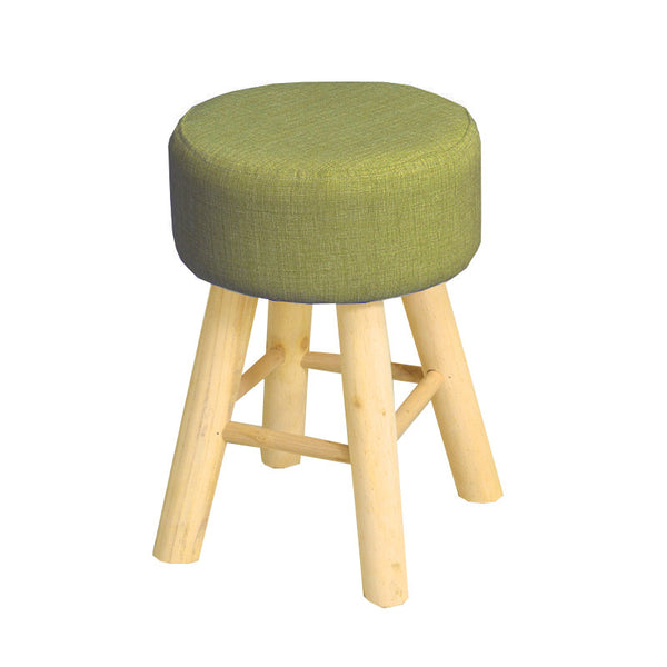 C02 Canvas Designer Stool - Green
