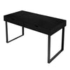 W06 Drawer Office Table - Black
