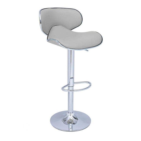 BS03 High Bar Stool (Grey)
