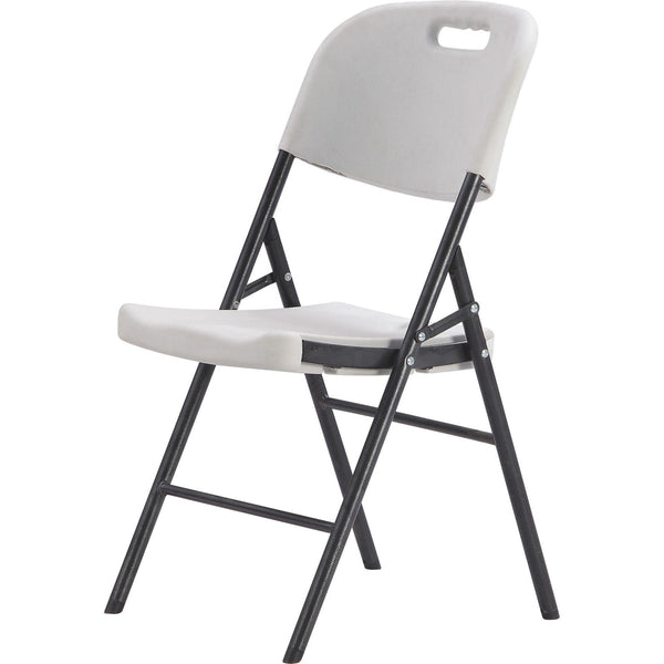 Y53 HDPE Plastic Folding Chair