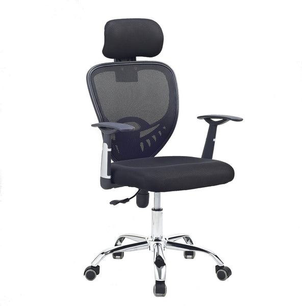 D07 Office Chair (Black)