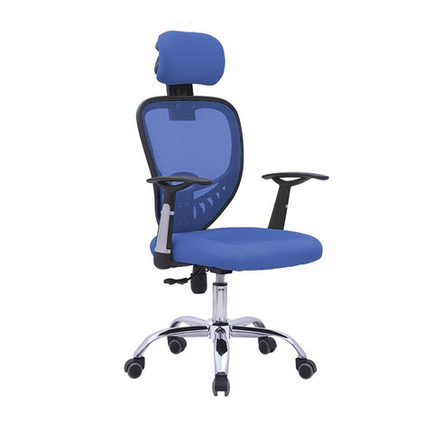 D07 Office Chair (Blue)