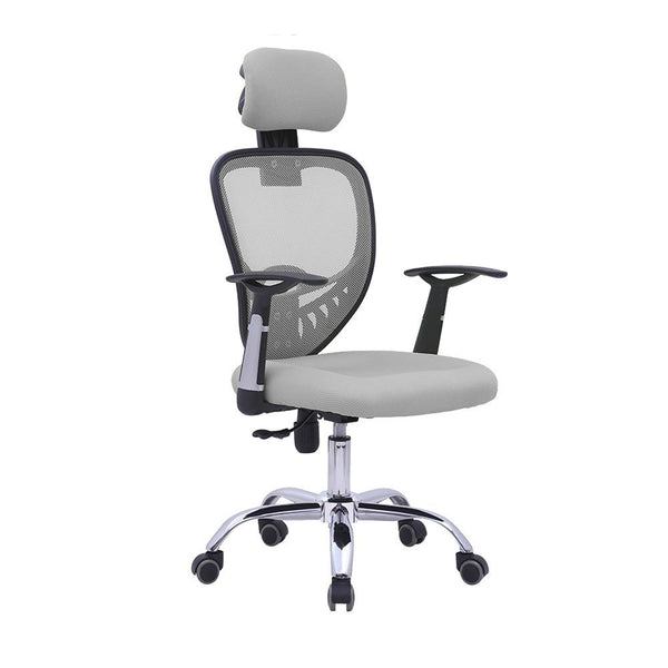 D07 Office Chair (Grey)