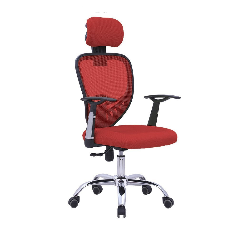 D07 Office Chair Red Suchprice Singapore