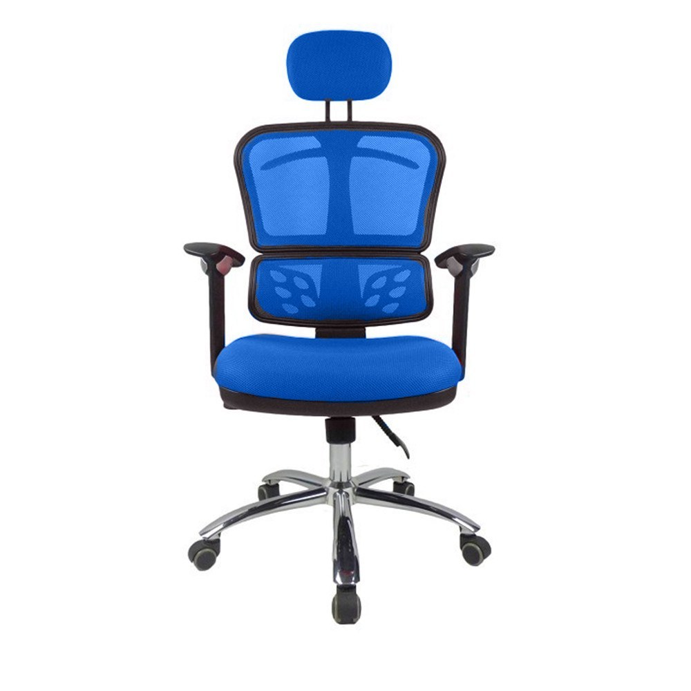 D27A Office Chair Blue : Suchprice Singapore