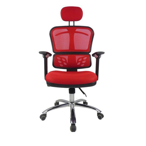 D27A Office Chair Red