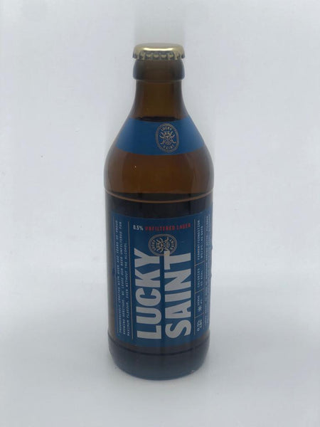 BEER - Lucky Saint 0.5% Lager
