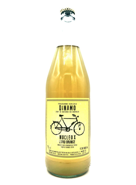 Orange - 2019 Nucleo X - Dinamo - Trebbiano - Umbria