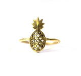 ring ananas pineapple sieraad accessoire cadeautje reisaccessoire grass and canvas