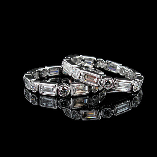 Merrilane eternity bands