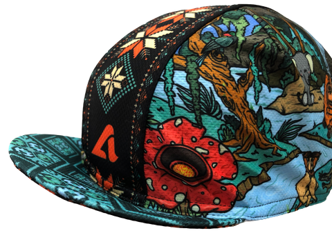 Amazing Borneo sports cap
