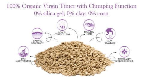 Cherie Clumping benefits