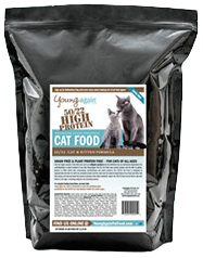 Young Again Pet Foods 50/22 Premium High Protein Cat Food
