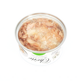 Chérie, Tuna Topping Crab in Gravy (Hairball Control Series) - 24 cans/ctn