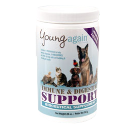 Young Again, Immune & Digestive Support Supplement