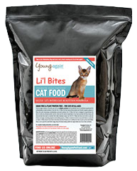 Young Again 50/22 Li'l Bites Premium High Protein Cat Food