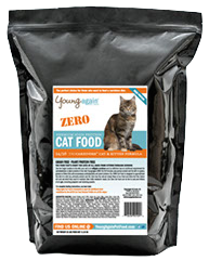 Young Again Zero Premium High Protein Cat Food