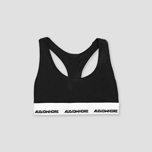 AudioWhore - Bralette - *Coming Soon*